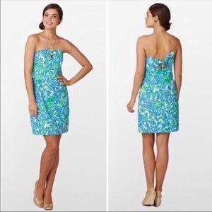 Lilly Pulitzer Sleeveless Dress Size 2